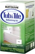 Rust-Oleum Specialty Tub & Tile Refinishing Kit эмаль для ванн и кафельной плитки