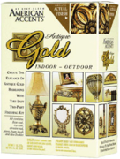 Rust-Oleum American Accents Antique Gold краска эффект античности