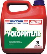 Плитонит Актив Ускоритель добавка-ускоритель твердения
