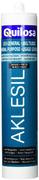 Quilosa Aklesil универсальный кислотный уксусный силиконовый герметик