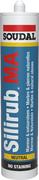 Soudal Silirub MA силикон для мрамора
