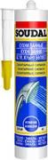 Soudal Кухни Ванные санитарный силикон