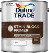 Dulux Trade Stain Block Primer грунтовка для блокировки старых пятен