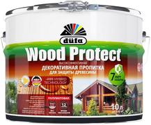 Dufa Wood Protect высокоэффективная декоративная пропитка