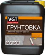 ВГТ ВД-АК-0301 грунтовка глубокого проникновения для внутренних работ