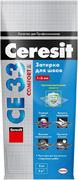 Ceresit CE 33 Comfort затирка для узких швов