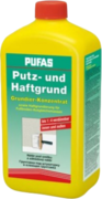 Пуфас Putz- und Haftgrund ПХ грунтовка под штукатурку укрепляющая концентрат