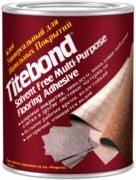 Titebond Solvent Free Multi-Purpose Flooring Adhesive клей универсальный для напольных покрытий без растворителей