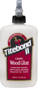 Titebond Dark Wood Glue клей для темных пород дерева