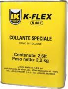 K-Flex K-467 контактный клей на основе полихлоропренового каучука