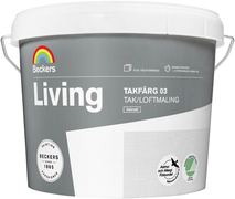 Beckers Living Takfarg 03 глубокоматовая краска для потолка