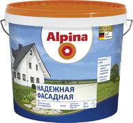 Alpina Надежная Фасадная краска
