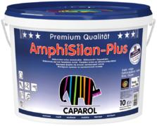 Caparol AmphiSilan-Plus капиллярно-гидрофобная минерально-матовая фасадная краска