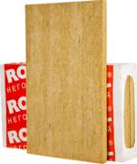 Rockwool Фасад Баттс жесткая плотная теплоизоляционная плита из каменной ваты