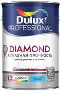 Dulux Professional Diamond Алмазная Прочность матовая износостойкая краска для стен и потолков