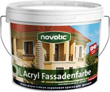 Feidal Novatic Acryl Fassadenfarbe акриловая краска для фасадных и внутренних работ