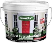 Feidal Novatic Elast Fassadenfarbe высокоэластичная фасадная краска