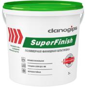 Danogips Superfinish полимерная финишная шпатлевка