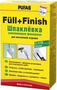 Пуфас Full+Finish Spachtel шпаклевка заполняющая финишная для внутренней отделки