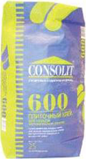 Консолит 600 плиточный клей для укладки керамической плитки