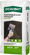 Основит Базпликс AC 10 Стандарт плиточный клей