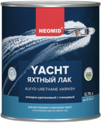 Неомид Yacht лак яхтный алкидно-уретановый