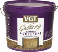 ВГТ Gallery Роллерная декоративная штукатурка с эффектом короеда