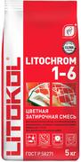Литокол Litochrom 1-6 цветная затирочная смесь на основе цемента