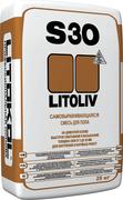 Литокол Litoliv S30 самовыравнивающаяся смесь для пола на цементной основе