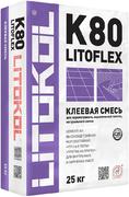 Литокол Litoflex K80 клеевая смесь