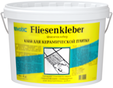 Feidal Novatic Fliesenkleber клей для керамической плитки