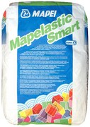 Mapei Mapelastic Smart двухкомпонентный состав для гидроизоляции компонент А