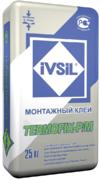 Ивсил Termofix-P/M монтажный клей для минераловатных плит