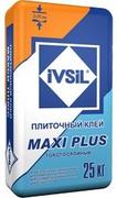 Ивсил Maxi Plus плиточный клей для укладки плитки толстым слоем