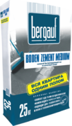 Bergauf Boden Zement Medium наливной быстротвердеющий пол на цементной основе