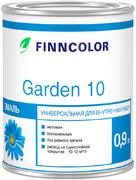 Финнколор Garden 10 эмаль универсальная для внутренних работ алкидная
