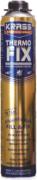 Krass Professional Thermo Fix клей-пена для теплоизоляционных работ полиуретановый