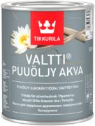 Тиккурила Валтти Аква масло для наружных деревянных поверхностей