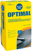Kiilto Optimal самовыравнивающийся наливной пол