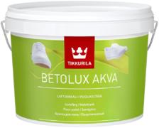 Тиккурила Бетолюкс Аква водоразбавляемая краска для пола полуглянцевая