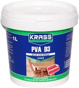 Krass ПВА PVA D3 клей для древесины водостойкий