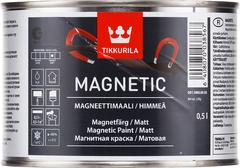 Тиккурила Магнетик магнитная краска матовая