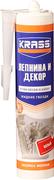 Krass Лепнина и Декор жидкие гвозди для стиропора и панелей