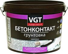 ВГТ ВД-АК-0301 Бетон-контакт грунтовка акриловая