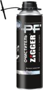 Zigger очиститель монтажной пены и пистолета