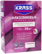 Krass Флизелиновый обойный клей для флизелиновых и структурных обоев