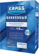 Krass Виниловый обойный клей для виниловых и структурных обоев с индикатором