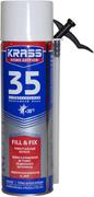 Krass Home Edition 35 монтажная пена универсальная