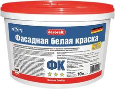 Пуфас Decoself ФК фасадная краска