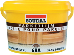 Soudal 68А Parketlijm Colle Pour Parquet клей для паркета